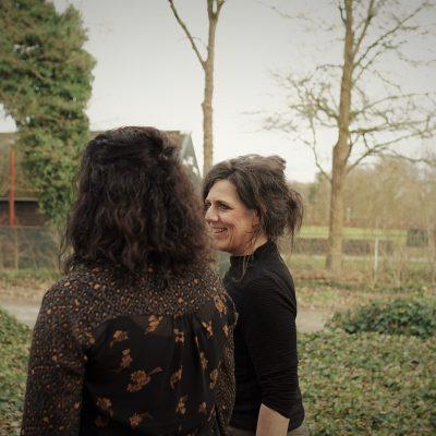 Actie foto - pagina Kantel-Expert Chantal Theunissen